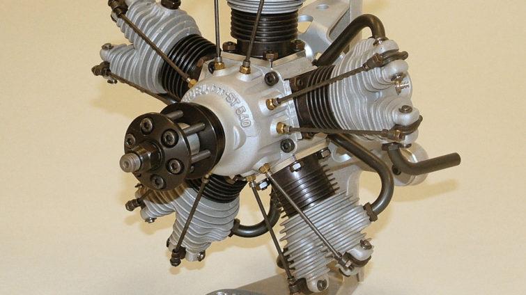 Seidel Triebwerke ST-540