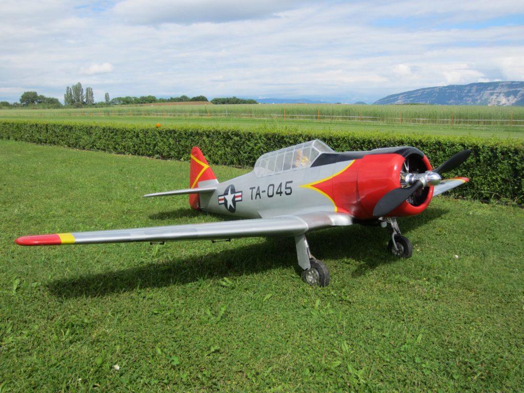 T-6 Texan - 2m60