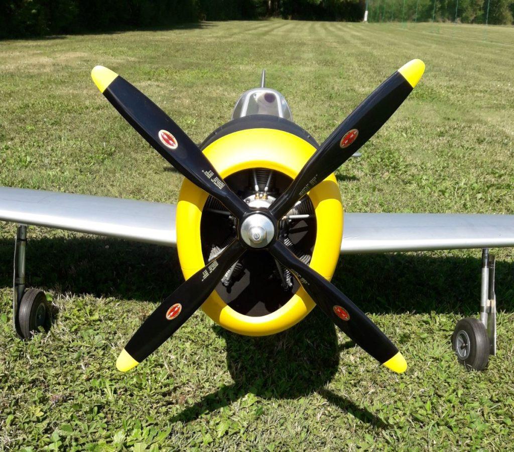 P47 - CY model - 2m44